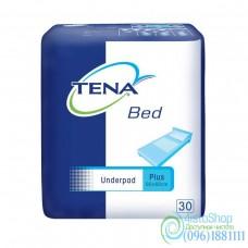 Пеленки для взрослых и детей Tena Bed Plus 60х60 см 30 шт