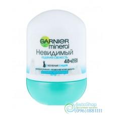 Антиперспирант Garnier Mineral Ледяная свежесть роликовый 50мл