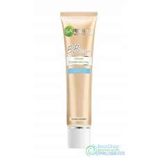 BB крем для смешанной и жирной кожи Garnier Skin Naturals Секрет совершенства светло-бежевый 40мл