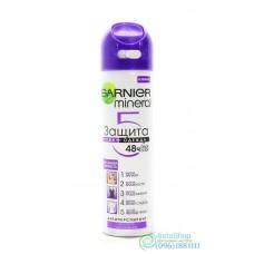 Антиперспирант Garnier Mineral Защита 5 Весенняя свежесть спрей 150мл