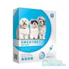 Эфектвет капли против блох для собак на 10кг Ветсинтез 0,5мл №5