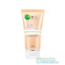 BB крем Garnier Skin Naturals Секрет совершенства светло-бежевый для нормальной кожи 50мл