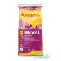 Сухой корм для взрослых собак мелких пород Josera Miniwell 0,5кг