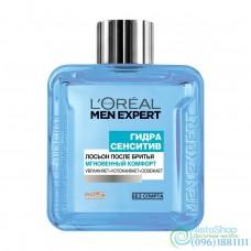 Лосьон после бритья L'Oreal Paris Men Expert Гидра Сенситив Мгновенный комфорт для чувствительной кожи 100мл