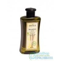 Шампунь для тонких и поврежденных волос Melica Organic с кератином и экстрактом меда 300мл