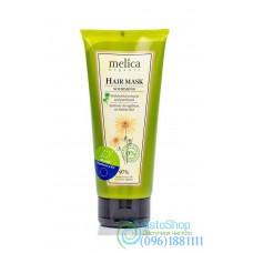 Маска для волос Melica с растительными экстрактами и пантенолом 200мл