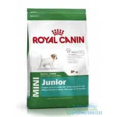 Сухой корм Royal Canin Mini Junior 0,5кг для щенков мелких пород