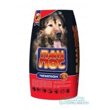 Сухой корм Пан Пес Чемпион для собак всех пород со вкусом курицы 1 кг
