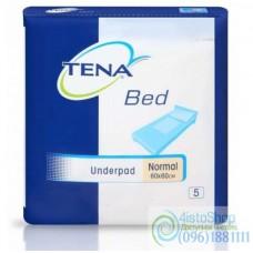 Пеленки для взрослых и детей Tena Bed Normal 60х60 5шт