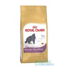 Сухой корм Royal Canin British Shorthair Adult 0,5кг для котов породы британская короткошерстная