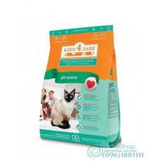 Сухой корм для котов Клуб 4 лапы поддержка здоровья мочевыделительной системы 0,5 кг