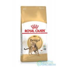 Сухой корм для взрослых бенгальских кошек Royal Canin Bengal Adult 0,5кг