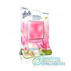 Сменный аромаблок Glade Sensations Цветочное совершенство 8 г