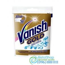 Пятновыводитель для белых тканей порошковый Кристальная белизна Vanish Gold Oxi Action 30 г