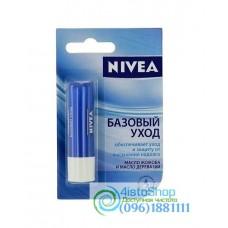 Бальзам для губ Nivea Базовый уход 4,8г