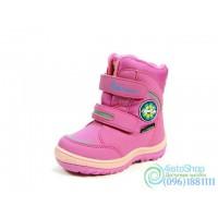 Термо-ботинки для девочек B&G R171-6023