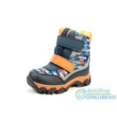 Ботинки ТОМ.М для мальчиков 0904-В