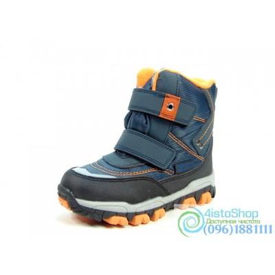 Ботинки для мальчиков ТОМ.М 0837-В