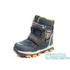 Ботинки ТОМ.М для мальчиков 0846-А