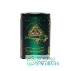 Чай зеленый Basilur Восточная коллекция Марокканская мята ж/б 100г