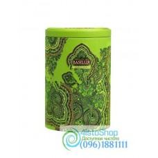Чай зеленый Basilur Зеленая долина ж/б 100г