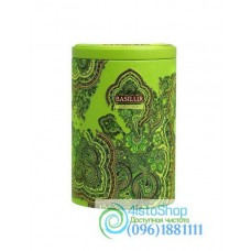 Чай зеленый Basilur Восточная коллекция Зеленая долина ж/б 100г