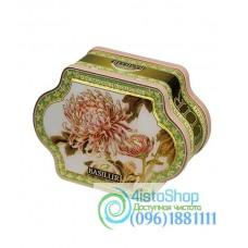 Чай зеленый Basilur Очаровательная коллекция Хризантема 100г