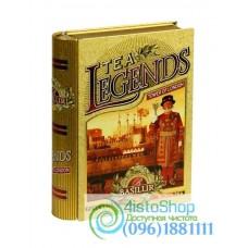 Чай черный Basilur Чайные легенды Башня Лондона 100г