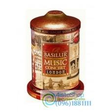 Чай черный Basilur Музыкальная шкатулка Лондон 100г