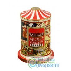 Чай черный Basilur Музыкальная шкатулка Цирк 100г