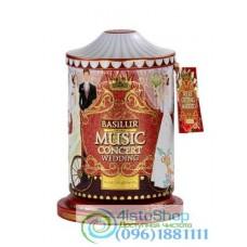 Чай черный Basilur Музыкальная шкатулка Свадьба 100г