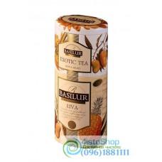 Чай черный Basilur Ува и Экзотик 2в1 125г