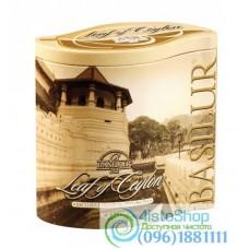 Чай черный Basilur Лист Цейлона Канди 100г