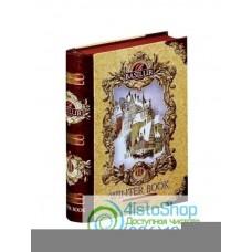 Чай черный Basilur Том 2 Зимняя книга ж/б 100г
