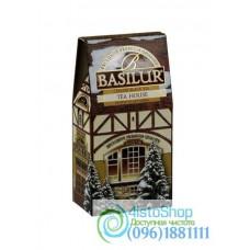 Чай черный Basilur Чайный домик 100г (картон)