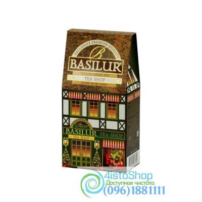 Чай зеленый Basilur Чайный магазин 100г