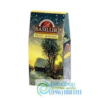 Чай черный Basilur Подарочная коллекция Морозное утро картон