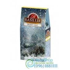Чай черный Basilur Морозный день 100г (картон)