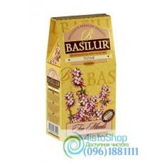 Чай черный Basilur Травяные настои Чабрец 75г