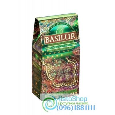 Чай зеленый Basilur  Восточная коллекция Марокканская мята