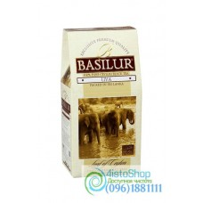 Чай черный Basilur Лист Цейлона Ува 100г картон