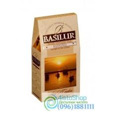 Чай черный Basilur Лист Цейлона Рухуну картон 100г