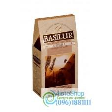 Чай черный Basilur Лист Цейлона Димбула картон 100г