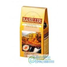 Чай черный Basilur Осенний с кленовым сиропом 100г картон