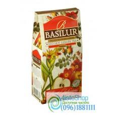 Чай фруктовый Basilur Горящий имбирь 100г картон