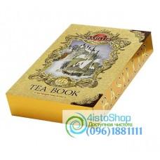 Чай черный Basilur Том 2 Зимняя книга 75г картон