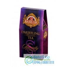 Чай черный Basilur Избранная классика Дарджилинг картон 100 г