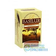 Чай черный Basilur Лист Цейлона Димбула пакетированный 20х2г