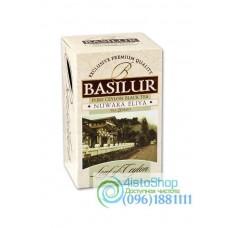 Чай черный Basilur Лист Цейлона Нувара Элия пакетированный 20х2г