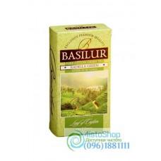 Чай зеленый Basilur Лист Цейлона Раделла 25пак*2г